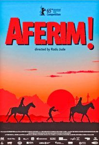 Aferim! (2015, Radu Jude) Set in early 19th century Romania, a policeman, Costandin, is hired by a nobleman to find a Gypsy slave who has run away from his estate after having an affair with his wife. While the unflappable Costandin comments on every situation with a cheery aphorism, his son takes a more contemplative view of the world.
