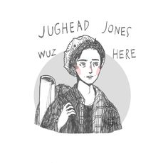 my obsession over Riverdale is mostly about this poor boy.