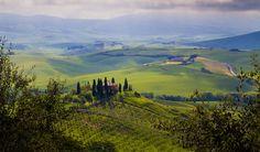 Toscana <3 http://www.rantapallo.fi/matkavinkit/10-syyta-vuokrata-talo-italiasta/