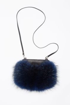 The Best Bags of Fall: Emm Kuo Fur Crossbody Bag // Shop it on Racked: (http://www.racked.com/a/fall-2015-shopping-guide/bags)