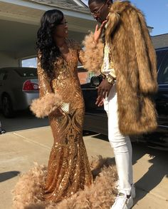 prom night Awesome 46 Unusual Hairstyle Ideas For Prom Night You Must Have Black Girl Prom Dresses, Senior Prom Dresses, Cute Prom Dresses, Prom Outfits, Mermaid Prom Dresses, Ball Dresses, Matric Dance Dresses, Couple Outfits, Prom Dresses