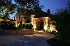 NightScenes Landscape Lighting Professionals