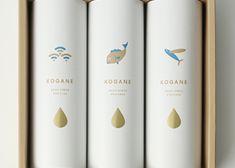 おしゃれすぎる縁起物。KOGANEのだしギフトは貰ったら嬉しい! Menue Design, Cafe Branding, Packaging Stickers, Web Design, Logo Design, Luxury Packaging, Print Layout, Cosmetic Packaging, Japanese Design