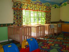 Childcare room for babies Beaches Jamaica