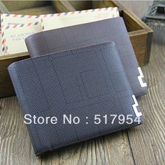 Price cuts, men's leather wallet, fashion wallet short, two colors for your choice ST80802-in Wallets from Luggage & Bags on Aliexpress.com Men's Leather, Leather Wallet, Fashion Wallet, Luggage Bags, Wallets, Colors, Purses, Colour, Hue