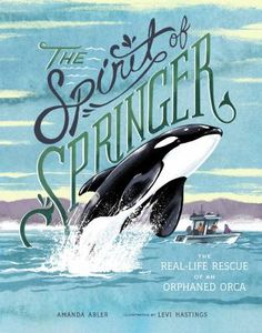 In 2002, a killer whale calf was discovered swimming alone in Puget Sound. This picture book follows the amazing true story of her identification as a member of the A4 pod, a family of Northern Resident orcas living off the coast of British Columbia, and the team of scientists who worked together against all odds to save her from starvation and reunite her with her family.