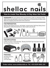 How to give yourself a shellac (gel) manicure at home. So much cheaper than going to a salon!