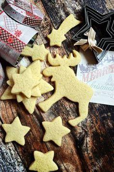 Ennél puhább és gyorsabb kekszet nem tudok mutatni... Bakery Recipes, Cooking Recipes, Christmas Sweets, Sweet And Salty, Winter Food, Cake Cookies, Gingerbread Cookies, Holiday Recipes, Biscuits