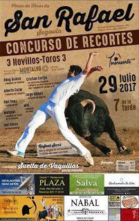 torodigital: CONCURSO DE RECORTES DE SAN RAFAEL