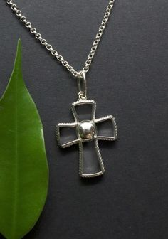Arrow Necklace, Jewelry, First Communion, Crosses, Silver, Nature, Gifts, Jewlery, Jewerly