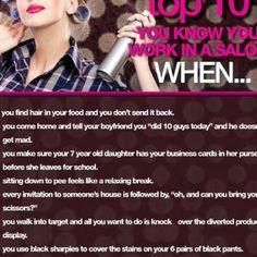 Salon beauty... FACTS