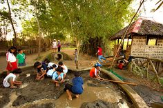 Gamot Cogon School makes Steiner Education accessible to the children of  poor families in a rural community in Iloilo, Philippines