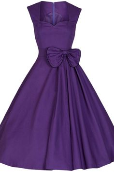 chic-bow-decoration-pleated-dress
