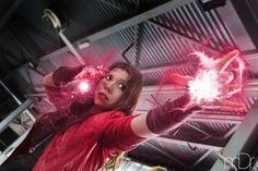 Scarlet Witch/ Wanda Maximoff from Avengers Age of Ultron  Photographer: Marco De Rizzo  https://www.facebook.com/Marco-De-Rizzo-Amateur-Photographer-585830668200711/?ref=ts&fref=ts