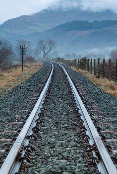 tracks…