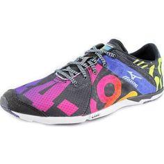 san francisco bd29e d0394 Mizuno Wave Universe 5 Women Running Shoes Multi-Color 6.5 M Medium  Lightweight Running Shoes