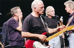 Pink Floyd Live 8 rehearsal June 2005 - Another epic concert / tour I never got to see.