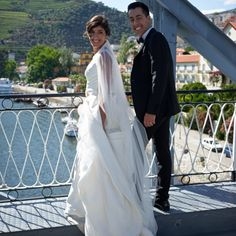 Douro Valley - Groom & Bride