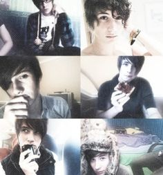 Danisnotonfire when he was younger. I feel like a perv now. Sorry, Dan.
