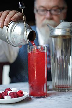 The Sazerac and the Ramos gin fizz may be better known, but the Roffignac, named for New Orleans' last French mayor, is the city's finest liquid secret.