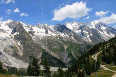 08.07.16 Itinerario attorno al MONT CHETIF - discesa verso  la Val Veny - Courmayeur (Valle d'Aosta) - by Guido Tosatto