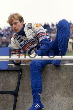 Stefan Bellof (GER) Tyrrell
