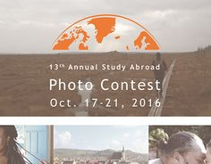 "Check out new work on my @Behance portfolio: ""Study Abroad Photo Contest"" http://be.net/gallery/45673027/Study-Abroad-Photo-Contest"