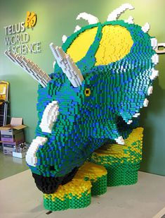 Brick DesignWorks The team is headed by Robin Sather, Canada's only certified Lego art professional.