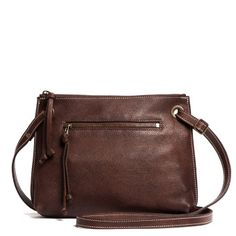 my new roots purse. i have an obession