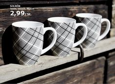 TRÄHUS: The collection, in limited edition, more winter of Ikea - Home Design & Interior Ideas Ikea Fans, Chalet Chic, Ikea Home, Limited Collection, Interior Design Inspiration, Bed And Breakfast, Blog, House Design, Mugs