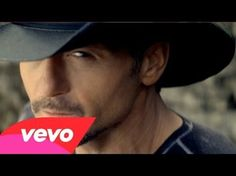 Tim McGraw teams up with Taylor Swift and Keith Urban for this emotional country ballad.