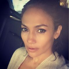 JLo is a fresh faced beauty at every age