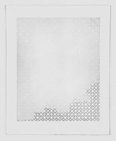 Alison Hall graphite on paper 2014 work