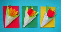 Подарок мамам к 8 марта «Весенний букет» Фото