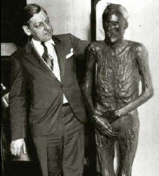The Mummy of John Wilkes Booth: Featured Mummies Around the World @ Mummy Tombs by James M Deem