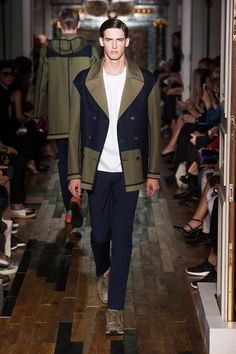 Valentino Spring / Summer 2014 men's