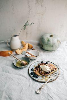 the most beautiful breakfast scene.