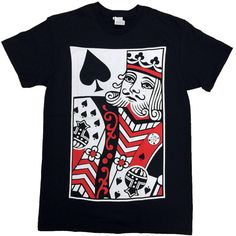 Hey, I found this really awesome Etsy listing at https://www.etsy.com/listing/235268360/king-of-spade-royal-flush-poker-king-t
