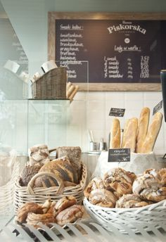 Menu  #bakery #bread #rogale #croissants