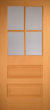 fir door for side balcony/entrance