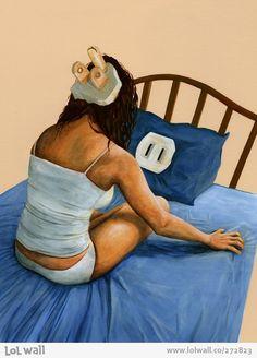 Insomnia plug