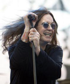 """ozzy osbourne   Ozzy Osbourne viene a presentar """"Scream"""", su más reciente trabajo y ..."""