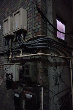 T H E _ C O L L E C T O R Environment Concept Art, Environment Design, Bg Design, Cyberpunk City, City Aesthetic, Slums, Gotham City, Urban Landscape, Urban Decay