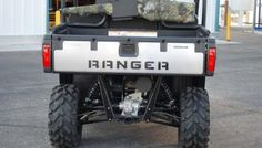 UTV Headquarters - Tailgate Trim Kit for the Polaris Ranger