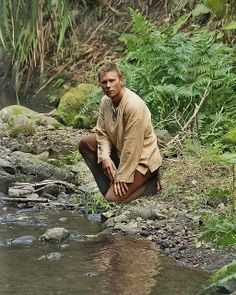 """""""Across the Sea"""" Season 6; Episode 15 The story of how Jacob and his brother came to the island, their uneasy relationship with their """"mother,"""" their eventual falling-out, and revelation of what Jacob was on the island to protect Mark Pellegrino played Jacob"""