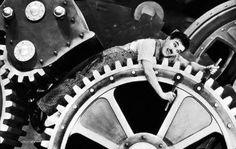 Tempos Modernos (Modern Times, Charles Chaplin, EUA, 1936)