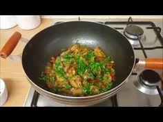 Ficatei la tigaie cu sos - YouTube Kitchen, Youtube, Cooking, Home Kitchens, Kitchens, Cucina, Youtube Movies, Cuisine, Room Kitchen