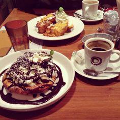 パンケーキ&フレンチトースト♡