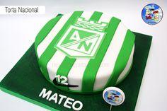 Torta Nacional - Torta Atlético Nacional