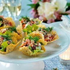 Guacamole, Potato Salad, Tapas, Chips, Cooking Recipes, Snacks, Meat, Chicken, Ethnic Recipes